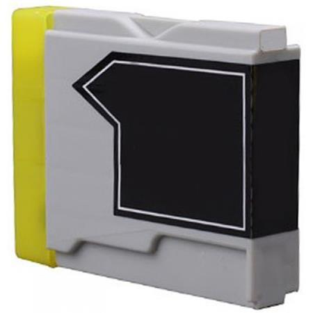 cartouche d 39 encre brother lc 970bk compatible lc970 noir. Black Bedroom Furniture Sets. Home Design Ideas