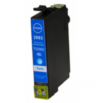 2992 - Cartouche d'encre équivalent EPSON T29XL-T2992 compatible « Fraise » CYAN XL