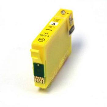 2994 - Cartouche d'encre équivalent EPSON T29XL-T2994 compatible « Fraise » JAUNE XL