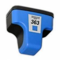 363 - Cartouche d'encre équivalent HP-363 C8771EE compatible (HP363)  CYAN XL
