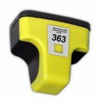 363 - Cartouche d'encre équivalent HP-363  C8773EE compatible (HP363)  JAUNE XL