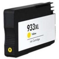933 - Cartouche d'encre équivalent HP 933XL-CN056AE compatible (HP933) JAUNE XL