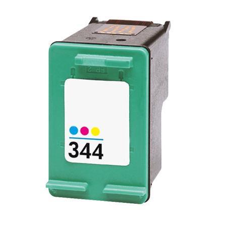 344 – Cartouche d'encre équivalent HP-344 compatible C9363EE (HP344) TRICOLOR