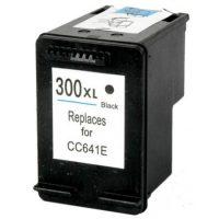 300 - Cartouche d'encre équivalent HP 300XL compatible CC641AE (HP300) NOIR XL