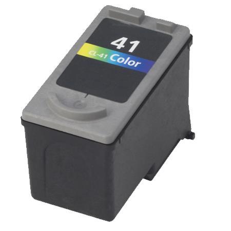 41 - Cartouche d'encre équivalent CANON CL-41 compatible 0617B001 (CL41) - TRICOLOR