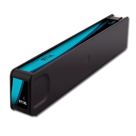 971 - Cartouche d'encre équivalent HP-971XL compatible CN626AE (HP971) CYAN XL