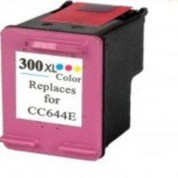 300 - Cartouche d'encre équivalent HP-300XL compatible CC644AE (HP300) TRICOLOR XL