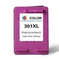 301 - Cartouche d'encre équivalent HP 301XL compatible CH564EE (HP301) TRICOLOR XL