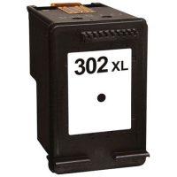 302 - Cartouche d'encre équivalent HP 302XL compatible F6U68AE (HP302) NOIR XL