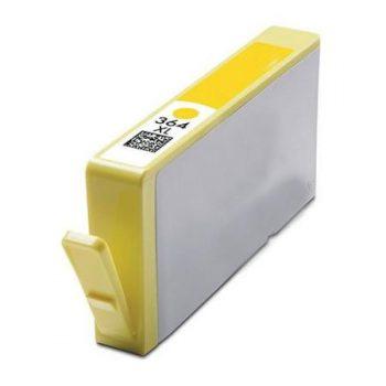 364 - Cartouche d'encre équivalent HP-364XL-CB325EE-CN687E compatible (HP364) JAUNE XL