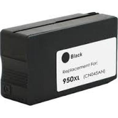 950 - Cartouche d'encre équivalent HP-950XL compatible CN045AE (HP95) NOIR XL