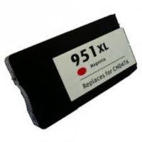 951 - Cartouche d'encre équivalent HP 951XL compatible CN047AE (HP951) MAGENTA XL