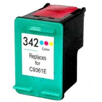 342 - Cartouche d'encre équivalent HP-342 compatible C9361EE (HP342) TRICOLOR