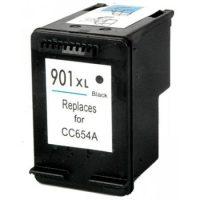 901 – Cartouche d'encre équivalent HP-901XL compatible CC654AE (HP901) NOIR XL