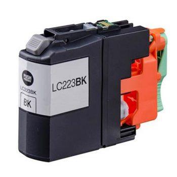 223 - Cartouche d'encre équivalent BROTHER LC-223BK compatible (LC223) NOIR