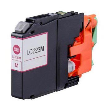 223 - Cartouche d'encre équivalent BROTHER LC-223M compatible (LC223) MAGENTA