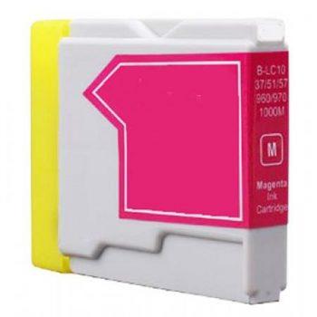 1000 - Cartouche d'encre équivalent BROTHER LC-1000M compatible (LC1000) MAGENTA