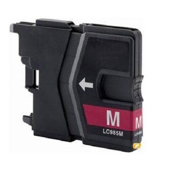985 - Cartouche d'encre équivalent BROTHER LC-985M compatible (LC985) MAGENTA