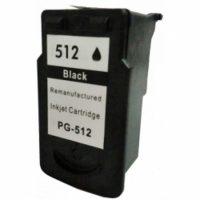 512 - Cartouche d'encre équivalent CANON PG-512 compatible 2969B001 (PG512) - NOIR XL