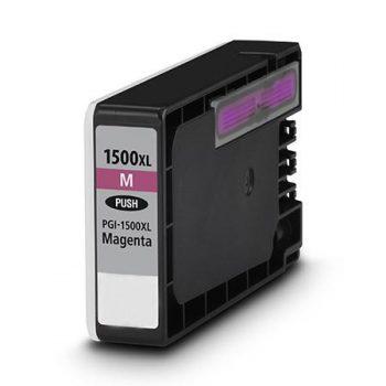 1500 - Cartouche d'encre équivalent CANON PGI-1500XLM compatible 9194B001 (PGI1500) - MAGENTA XL