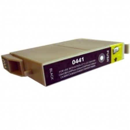 0441 - Cartouche d'encre équivalent EPSON T0441 compatible « Parasol » NOIR