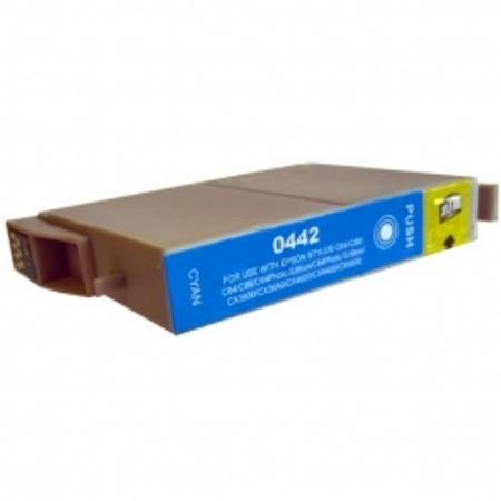 0442 - Cartouche d'encre équivalent EPSON T0442 compatible « Parasol » CYAN