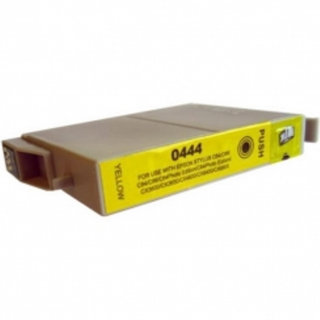 0444 - Cartouche d'encre compatible EPSON T0444 compatible « Parasol » JAUNE