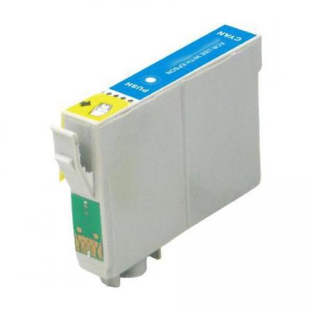 1282 - Cartouche d'encre équivalent EPSON T1282 compatible « Renard » CYAN
