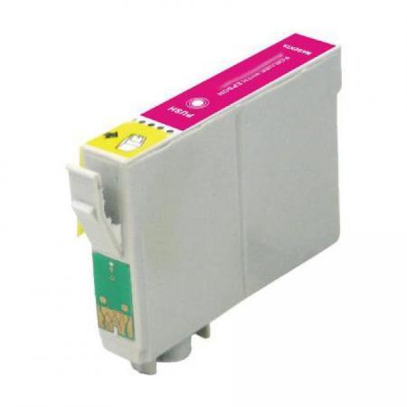 """1283 - Cartouche d'encre équivalent EPSON T1283 compatible """"Renard"""" MAGENTA"""