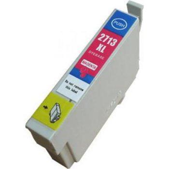 2713 - Cartouche d'encre équivalent EPSON T2713 compatible « Réveil » MAGENTA XL