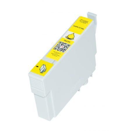 2714 - Cartouche d'encre équivalent EPSON T2714 compatible « Réveil » JAUNE XL