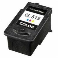 513 – Cartouche d'encre équivalent CANON CL-513  compatible 2971B001 (CL513) TRICOLOR XL