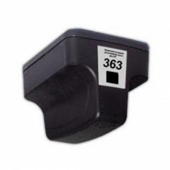 363 - Cartouche d'encre équivalent HP-363-C8721EE compatible (HP363) NOIR XL