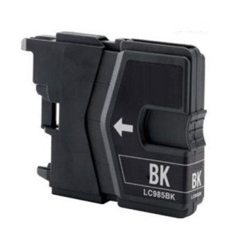985 - Cartouche d'encre équivalent BROTHER LC-985BK compatible (LC985) NOIR