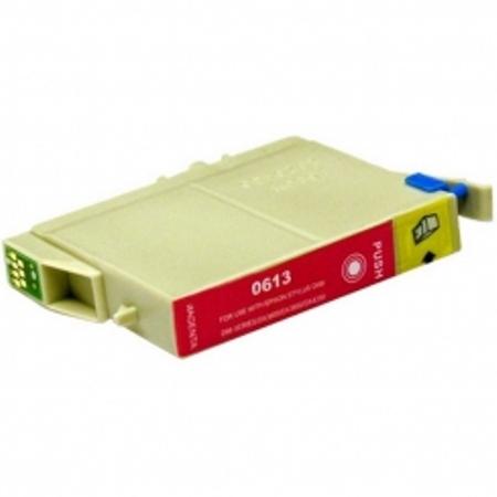 0613 - Cartouche d'encre équivalent EPSON T0613 compatible « Ourson » MAGENTA