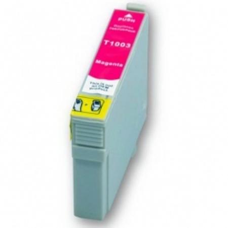 1003 - Cartouche d'encre équivalent EPSON T1003 compatible « Rhinocéros » MAGENTA