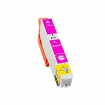 2433 - Cartouche d'encre équivalent EPSON T2433 compatible « Eléphant » MAGENTA XL