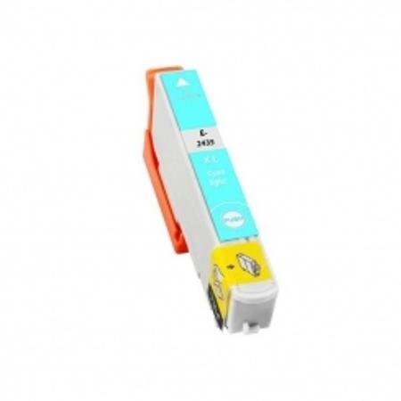 2434 - Cartouche d'encre équivalent EPSON T2434 compatible JAUNE XL