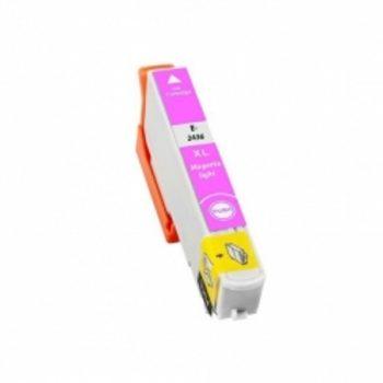 2436 - Cartouche d'encre équivalent EPSON T2436 compatible « Eléphant » MAGENTA CLAIR XL