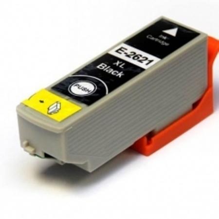 2621 - Cartouche d'encre équivalent EPSON T2621 compatible « Ours Polaire » NOIR XL