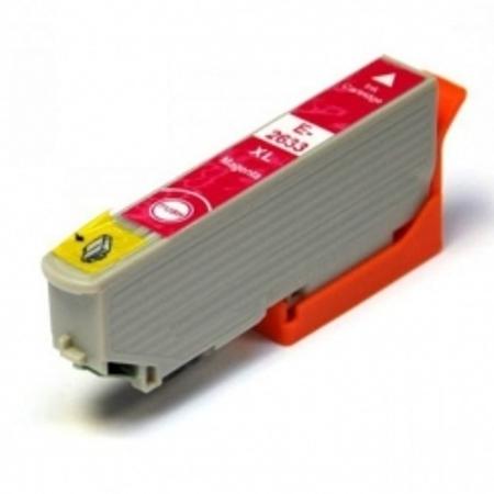 2633 - Cartouche d'encre équivalent EPSON T2633 compatible « Ours Polaire » MAGENTA XL