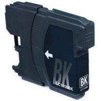 980 - Cartouche d'encre équivalent BROTHER LC-980BK compatible (LC980) NOIR