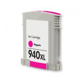 940 - Cartouche d'encre équivalent HP-940XL compatible C4908AE (HP940) MAGENTA XL