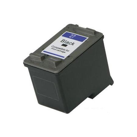 27 - Cartouche d'encre équivalent HP-27 compatible C8727AE (HP27) NOIR