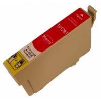 1293 - Cartouche d'encre équivalent EPSON T1293 compatible « Pomme » Magenta