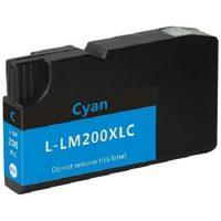 Lexmark 210XL - cartouche d'encre compatible Lexmark 14L0175E cyan
