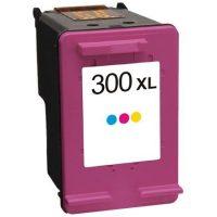 300 - Cartouche d'encre équivalent HP 300XL compatible CC644AE (HP300) TRICOLOR XL