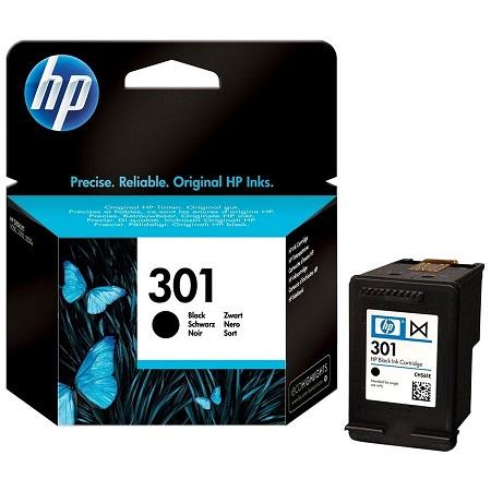 301 - HP 301 Cartouche d'encre originale(CH561EE) encre vivara HP301