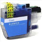 3213 - Cartouche d'encre équivalent BROTHER LC 3213 compatible (LC3213) Cyan