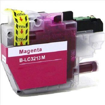 Cartouche d'encre équivalent BROTHER LC 3213 compatible (LC3213) Magenta